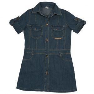 Платье джинсовое Одягайко 1417