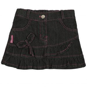 Спідниця джинсова 1525 чорна