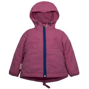 Ветровка на девочку Одягайко 24016 розовая