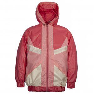 Вітровка на дівчинку Одягайко 2464 червона