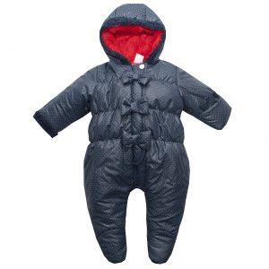 Комбінезон Одягайко 30010 темно-синій