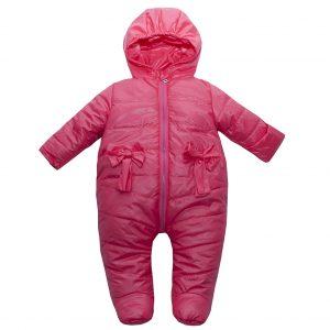 Комбінезон Одягайко 30037 рожевий