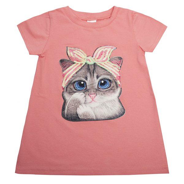 Сукня Одягайко 555121 рожева