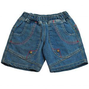 Джинсовые шорты Одягайко 647