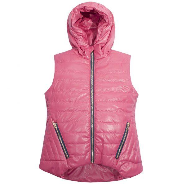 Жилет 7196 розовый
