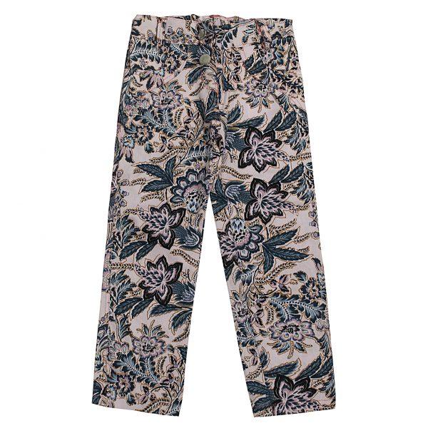 Штани Одягайко для дівчинки 00176 рожеві