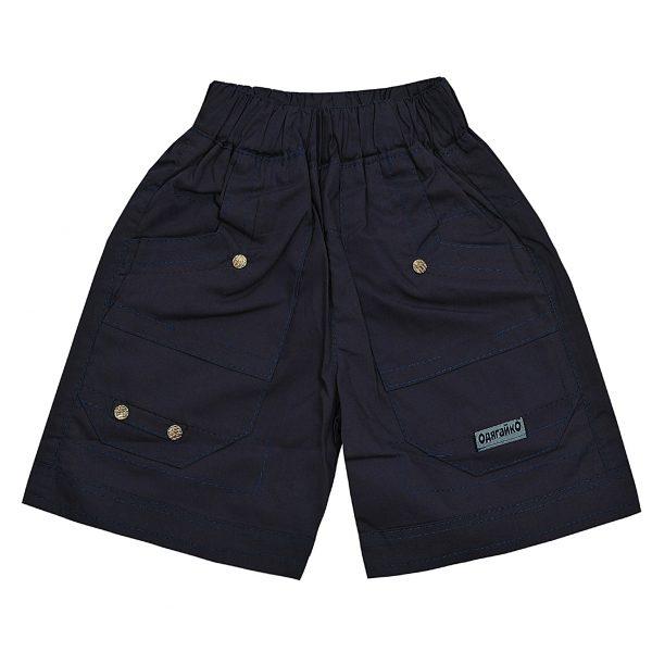 Шорты Одягайко для мальчика 00125 фиолетовые