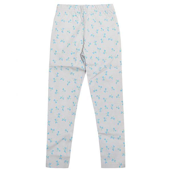 Штани Одягайко для дівчинки 01231 блакитні
