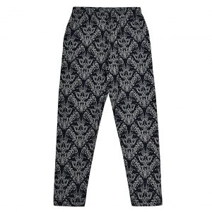 Штани Одягайко для дівчинки 01236 темно-сині