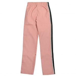 Штани Одягайко для дівчинки 01275 рожеві