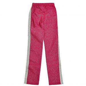Штани Одягайко для дівчинки 01275 малинові