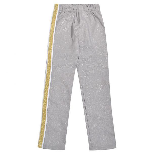 Штани Одягайко для дівчинки 01275 сірі