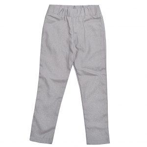 Штани Одягайко для дівчинки 01276 сірі