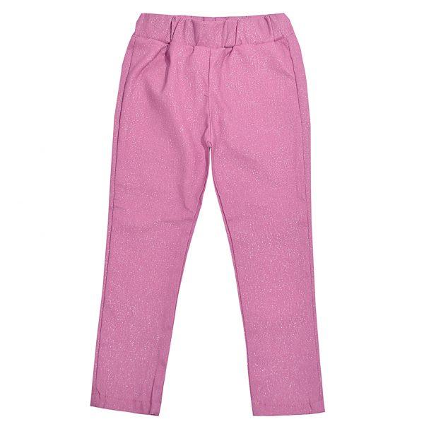 Штани Одягайко для дівчинки 01276 бузкові