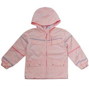 Куртка Одягайко 2044 светло-розовая
