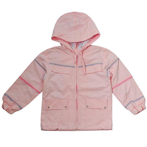 Куртка 2044 рожева