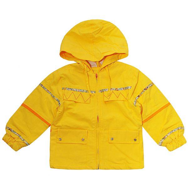 Куртка Одягайко 2044 желтая