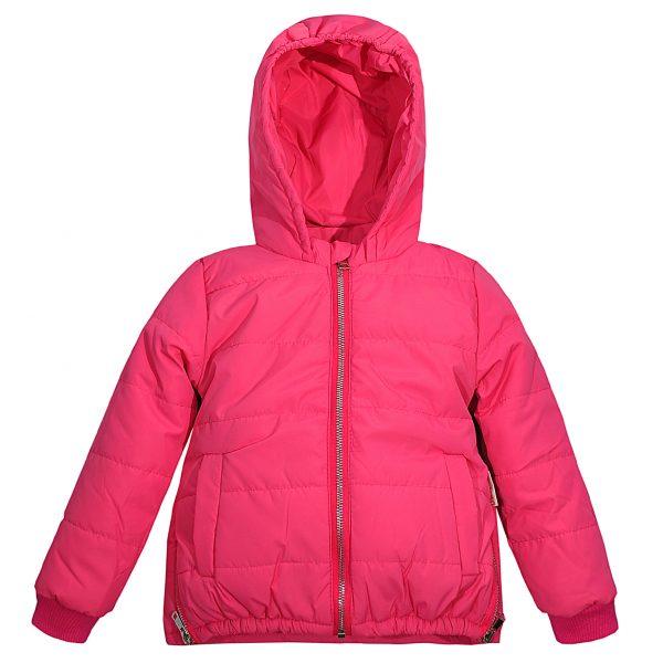 Куртка Одягайко 22503 розовая