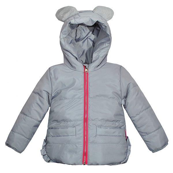 Куртка Одягайко 22513 серая