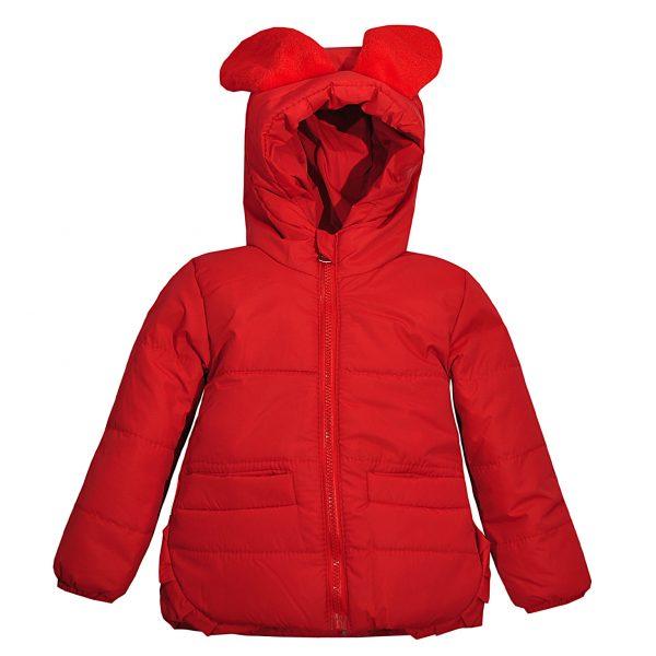 Куртка Одягайко 22513 красная