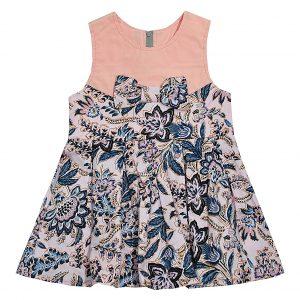 Сарафан Одягайко 4050 светло-розовое
