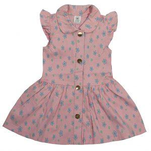 Сарафан Одягайко 4055 рожевий