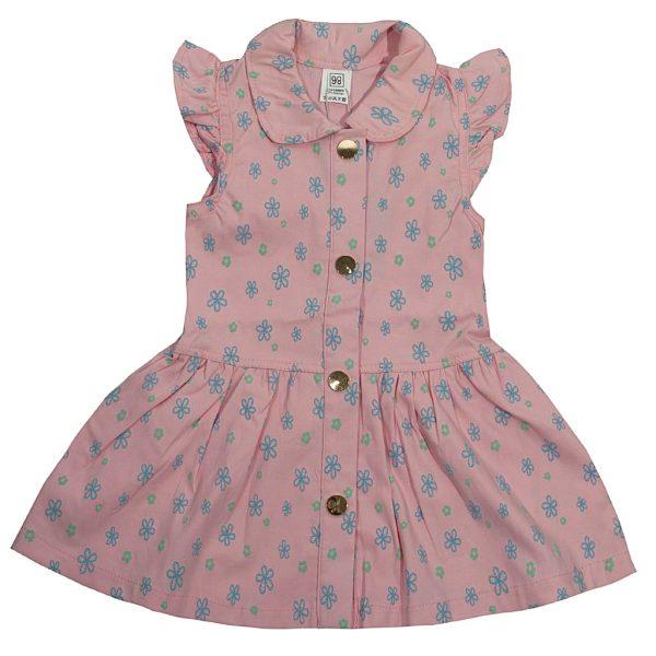 Сарафан Одягайко 4055 розовый