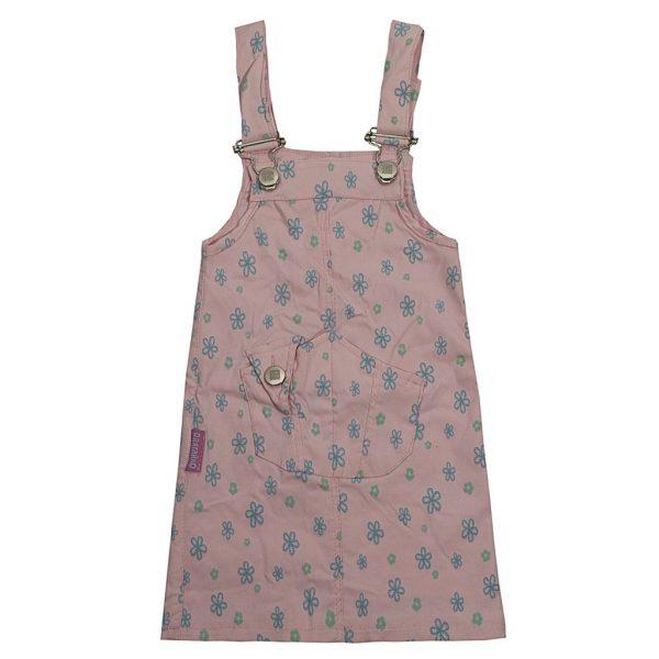 Сарафан Одягайко 4056  рожевий