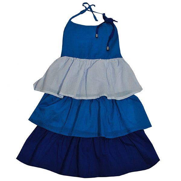 Сарафан Одягайко 499 синій