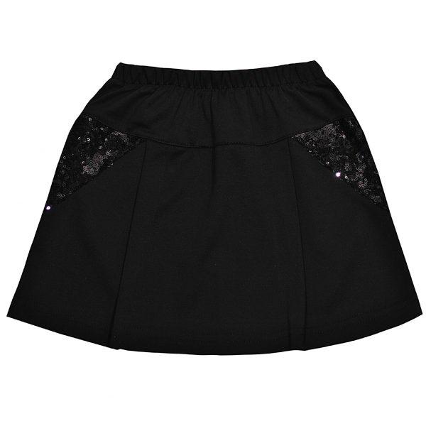 Спідниця Одягайко 555128 чорна