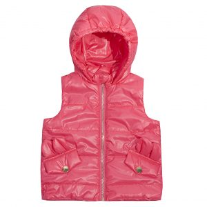 Жилет Одягайко 7273 розовая