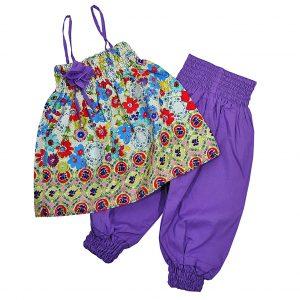 Костюм Одягайко 756-01074 фіолетовий