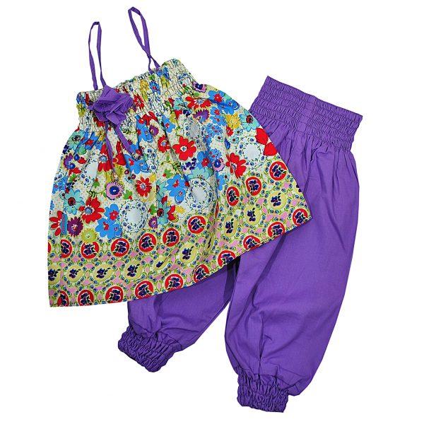 Костюм Одягайко 756-01074 фиолетовый