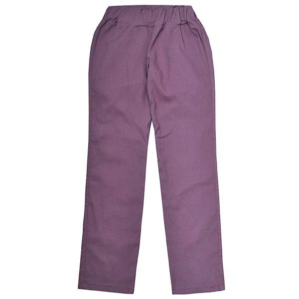Брюки Одягайко для девочки 01253 фиолетовые