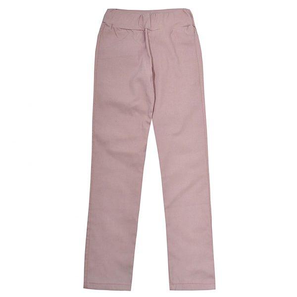 Брюки Одягайко для девочки 01253 темно-розовые