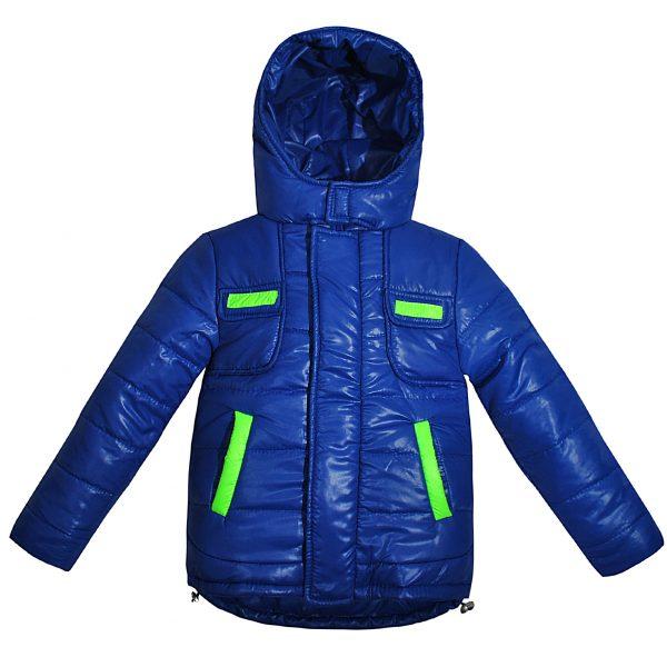 Куртка Одягайко 22048 синя