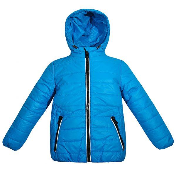 Куртка Одягайко 22051 голубая