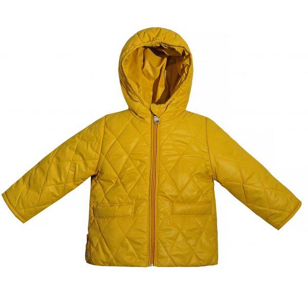 Куртка Одягайко 22058 горчичная