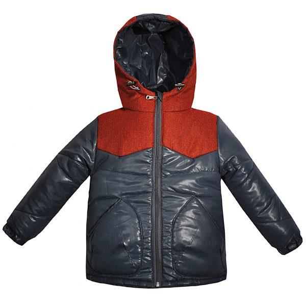 Куртка Одягайко 22065 темно-синяя