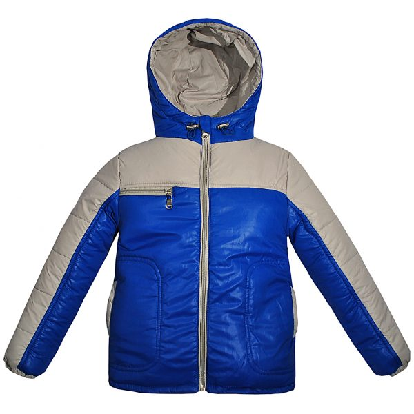 Куртка Одягайко 22069 синяя