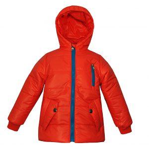 Куртка Одягайко 22105 оранжевая