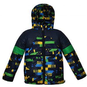 Куртка 22113 темно-синя