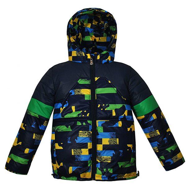 Куртка Одягайко 22113 синя