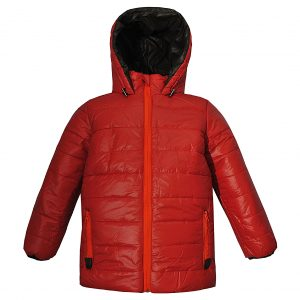 Куртка Одягайко 22173 коричнева