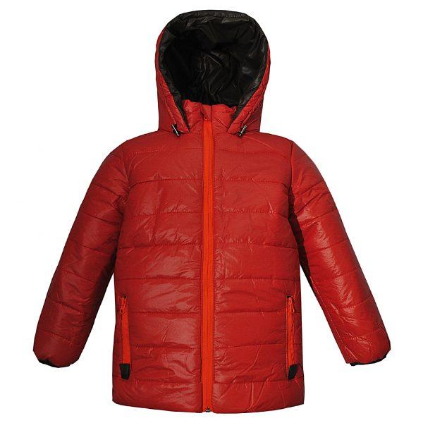 Куртка Одягайко 22173 коричневая