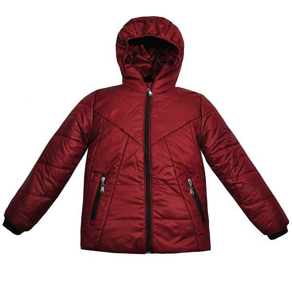 Куртка Одягайко 22335 бордо