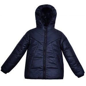 Куртка 22335 темно-синяя