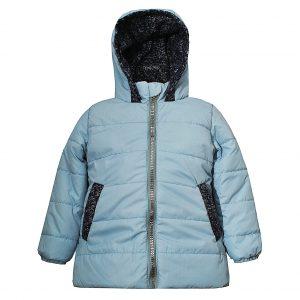 Куртка Одягайко 22448 голубая