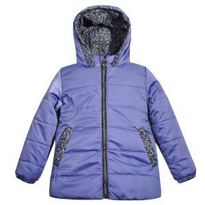 Куртка Одягайко 22448 сиреневая