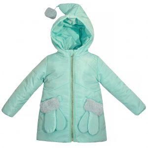 Куртка Одягайко 22452 мятная